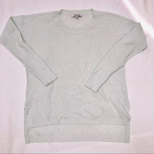 Mint green Madewell sweater, NWOT!